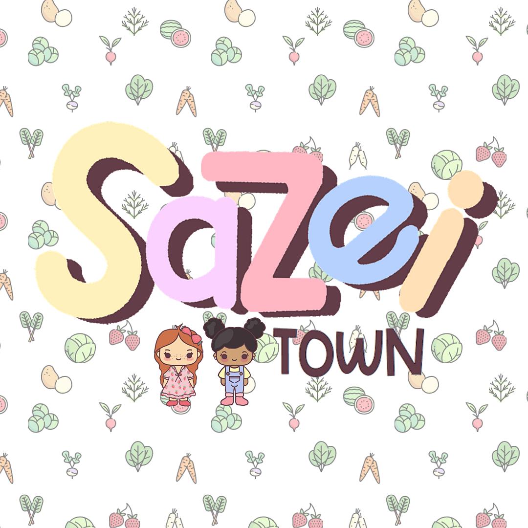 Sazei Town