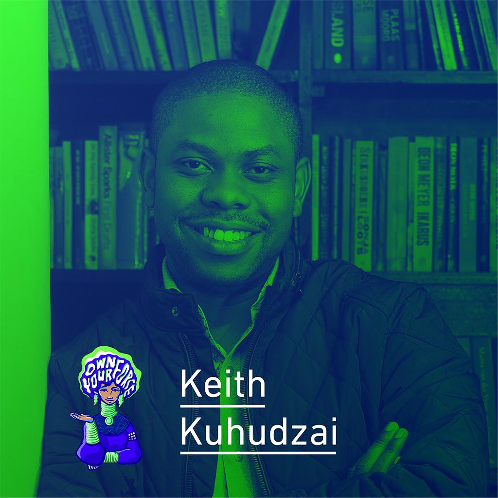 Keith Kuhudzai