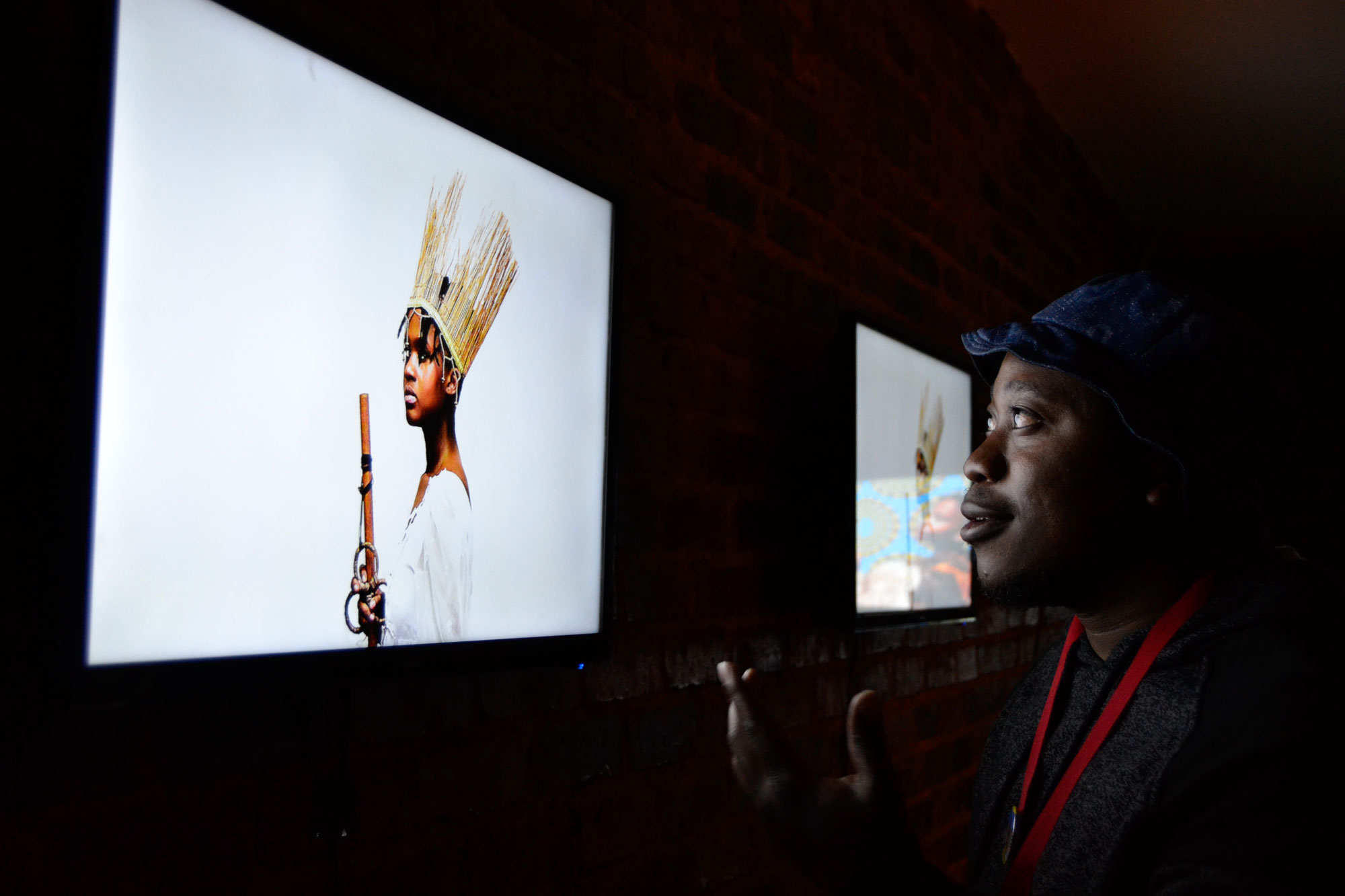 Fak'ugesi Digital Africa Residents Exhibition, 27th August 2016