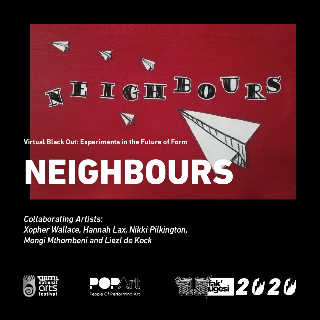 virtual national arts festival; pop art; fak'ugesi 2020