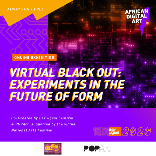 Virtual Black Out: Experiments in the Future of Form