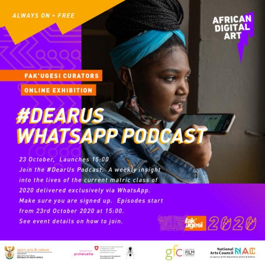 #DearUs WhatsApp Podcast