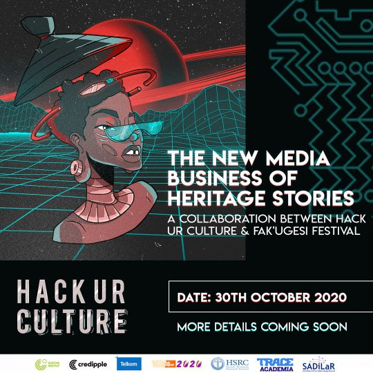 THE NEW MEDIA BUSINESS OF HERITAGE STORIES: HACK-YOUR-CULTURE PANEL DISCUSSION