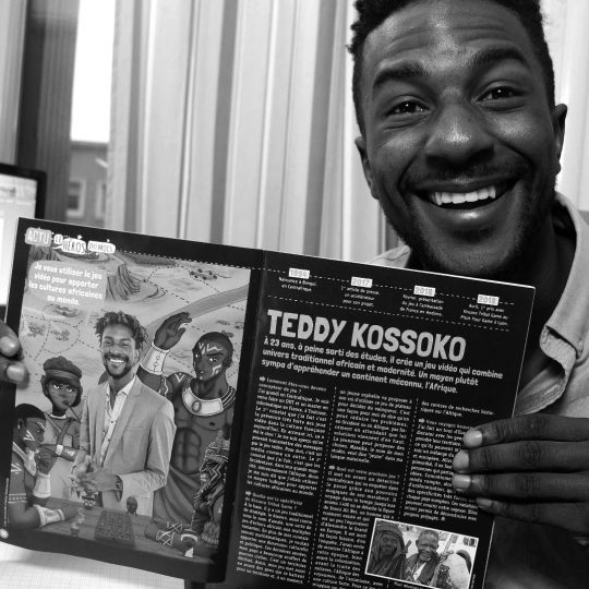 Teddy Kossoko