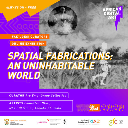 Spatial Fabrications: An Uninhabitable World