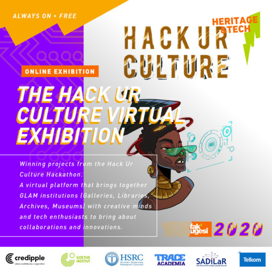 The Hack Ur Culture Virtual Exhibition