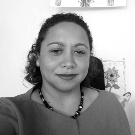 Dr. Geraldine Frieslaar