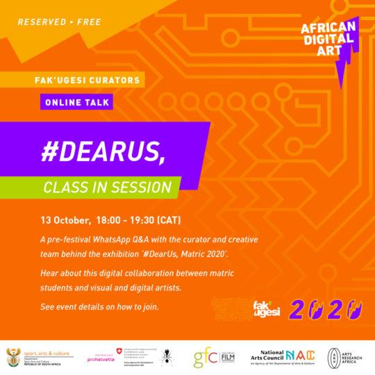#DearUs: Class in Session