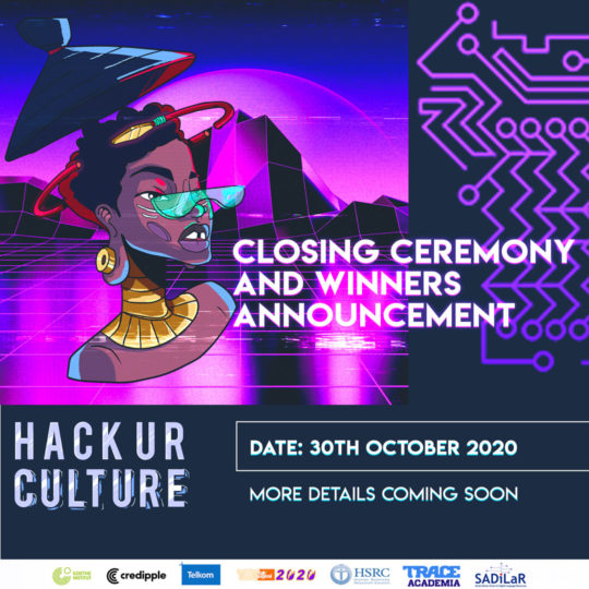 GLAM #HackUrCulture CLOSING CEREMONY & PRIZE GIVING