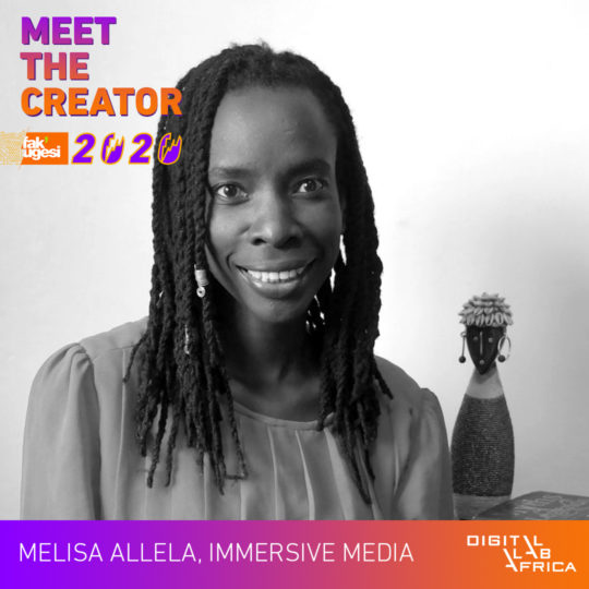Meet the Creator: Melisa Allela