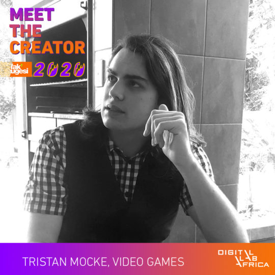 Meet the Creator: Tristan Mocke