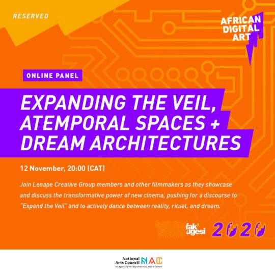 Expanding the Veil, Atemporal Spaces + Dream Architectures