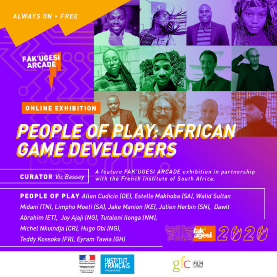 PEOPLE OF PLAY: African Game Developers