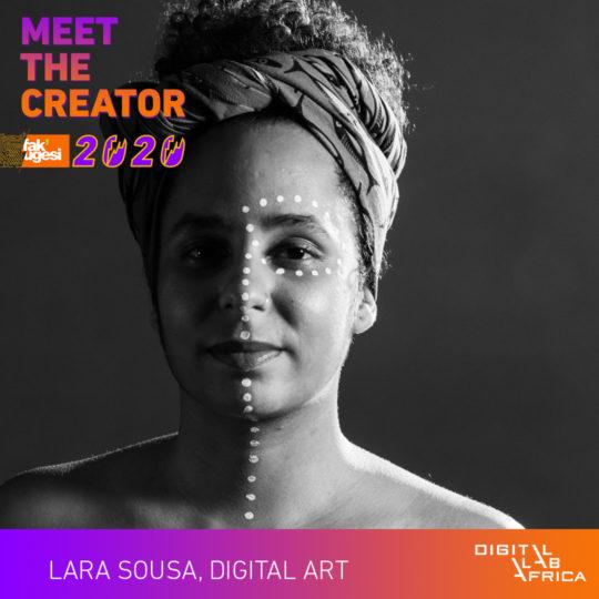Meet the Creator: Lara Sousa