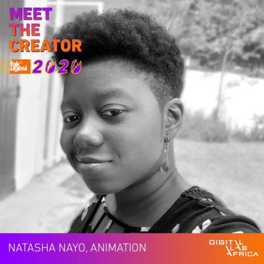 Meet the Creator: Natasha Nayo