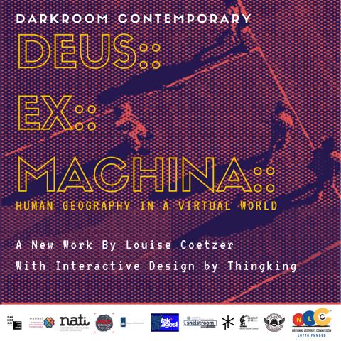 deus::ex::machina human geography in a virtual world